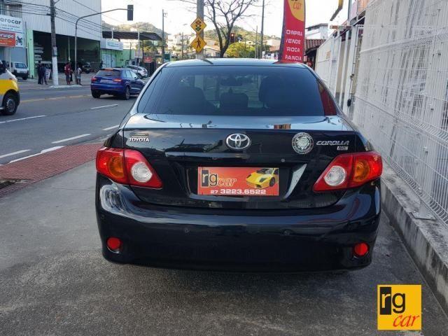 Corolla XEi 1.8/1.8 Flex 16V Aut - Foto 4