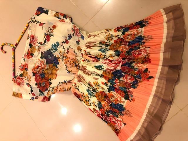 Vestido Floral Farm - Foto 3