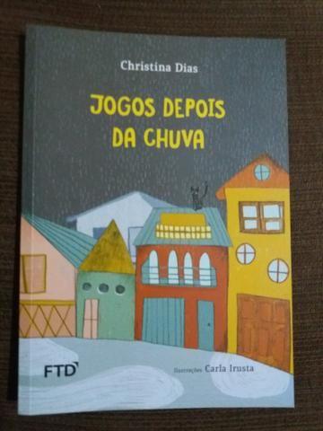 f5f4a9011 Livro Paradidático Jogos Depois da Chuva - Artigos infantis - Vila ...