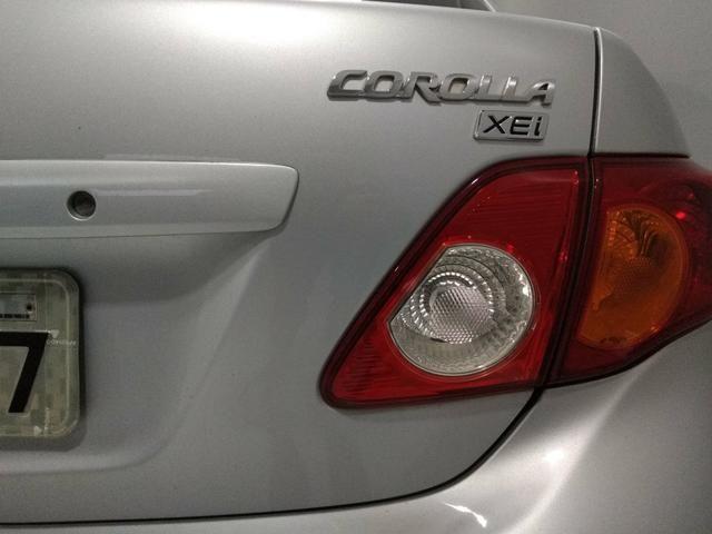 Corolla 2009/2010 XEI automático