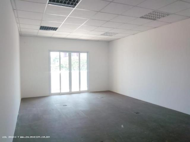 Sala comercial para venda em presidente prudente, edificio vivere prudente, 1 banheiro, 1