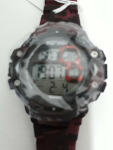 77fa86500c2cf Relógio Mormaii Masculino Mo13609a 8r - Novo - Bijouterias