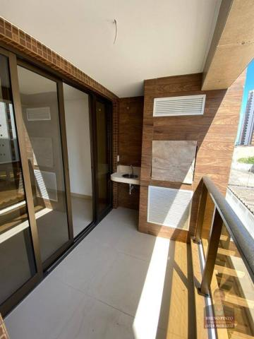 Apartamento à venda, 112 m² por R$ 1.090.000,00 - Meireles - Fortaleza/CE - Foto 20