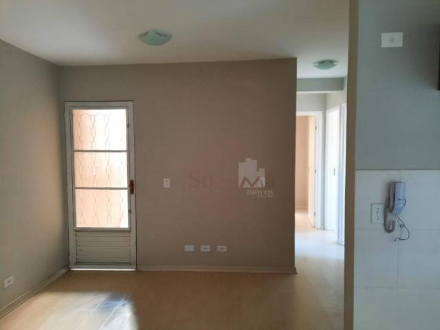 Apartamento para alugar com 3 quartos por R$ 1.100/mês + Taxas - Sítio Cercado - Curitiba/ - Foto 3
