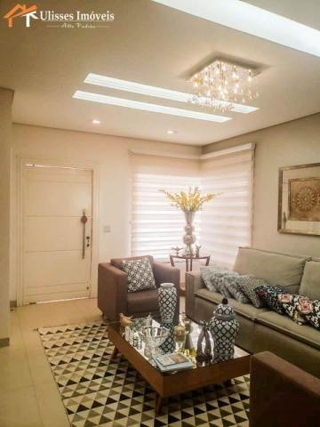 8318 | Casa à venda com 3 quartos em CJ CENTURY PARK, CIANORTE - Foto 4