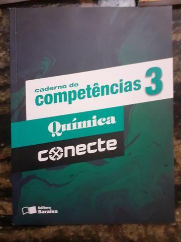 Pacote 4 Livros De Química Conecte - Saraiva - Foto 3
