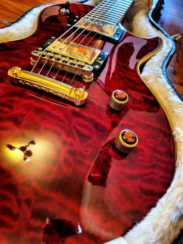 Epiphone Gibson Les Paul prophecy custom shop Limited Edition - Foto 2