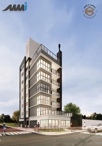 Premier residence apartamento frente mar com 03 suítes 123m em navegantes