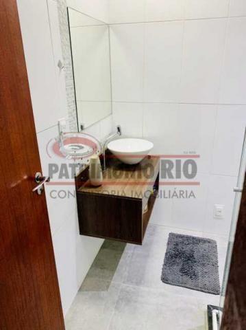 Casa de vila à venda com 3 dormitórios em Olaria, Rio de janeiro cod:PACV30037 - Foto 17