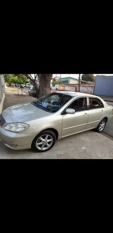 Corolla 2003 automatico completo - Foto 10