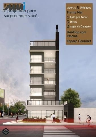Premier residence apartamento frente mar com 03 suítes 123m em navegantes - Foto 2