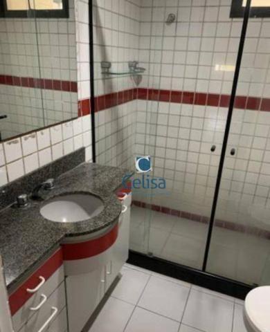 Apartamento com 4 dormitórios para alugar, 170 m² por R$ 5.000/mês - Tijuca - Rio de Janei - Foto 10