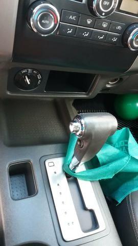 Frontier 4x4 automática 190 cv couro - Foto 6