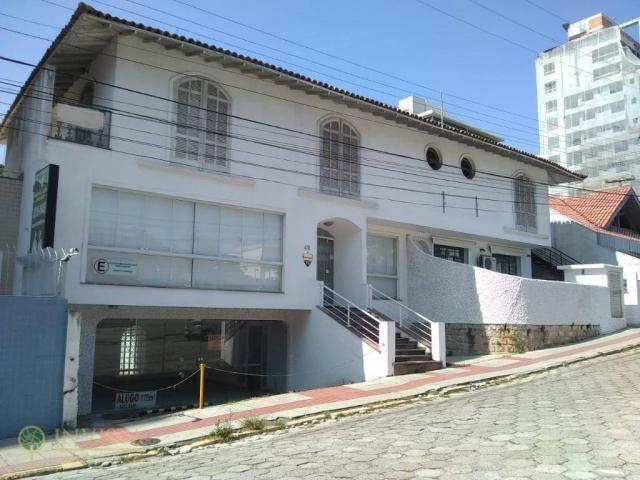 Casa Comercial de 340 m² no Centro