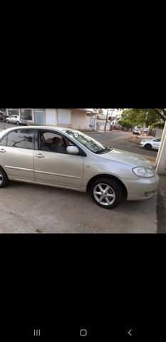 Corolla 2003 automatico completo - Foto 8