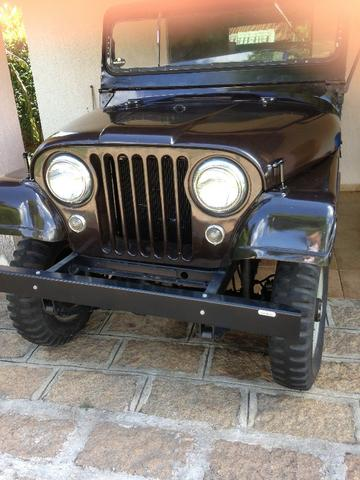 Jeep Willys 1968 Modelo Original - Foto 4
