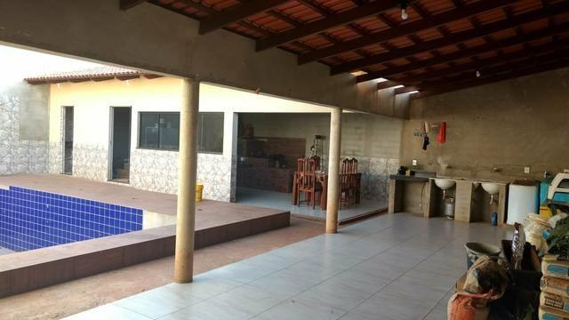 Casa com piscina e área de churrasqueira - Foto 11