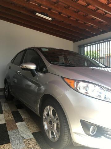 New Fiesta Sedan - 2015 - 1.6 - Único Dono - Novo - Foto 5