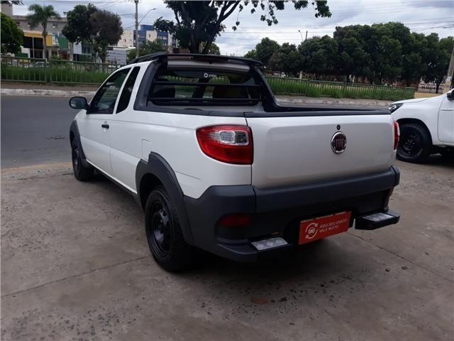 Fiat Strada 1.4 mpi hard working ce 8v flex 2p manual - Foto 4