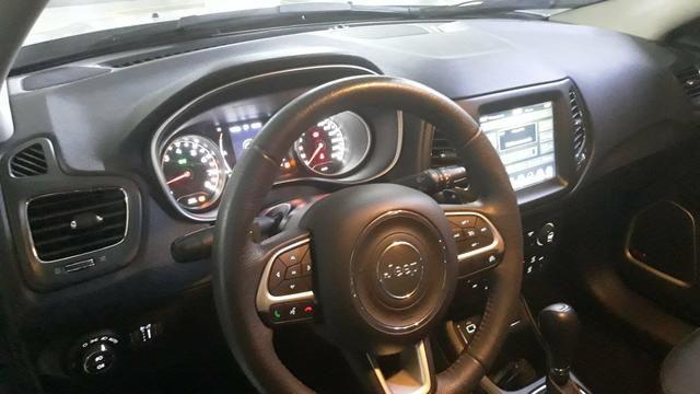 Vendo Jeep Compass Longitude - 9.500 rodados - Foto 2