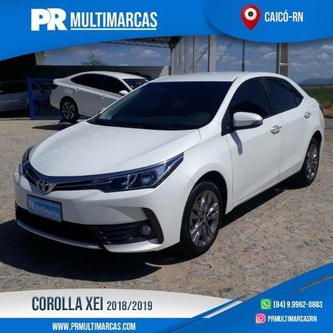 Corolla XEI 2.0 AT 2019 TOP!!! - Foto 2