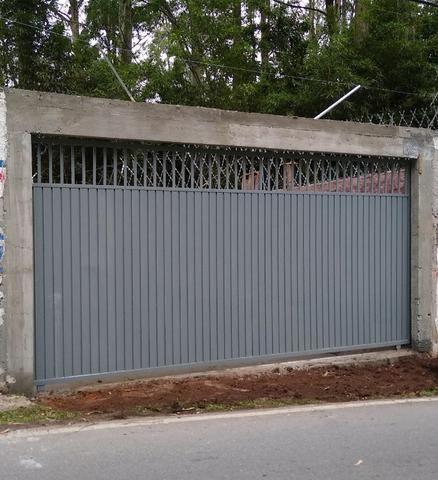 Portão Automático - 10 vezes s/juros - Foto 3