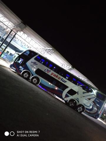 Vendo ônibus doublé deck 2006 Scania - Foto 2