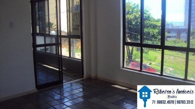 Apartamento 3/4, suite e varanda vista mar, Costa Azul - Foto 4