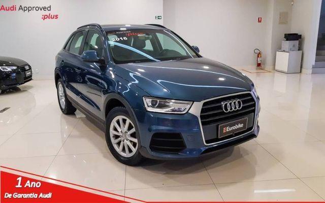 Audi Q3 Attraction 2016