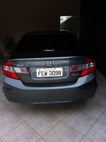 Vendo Civic Lx-r 2014 -> Baixei para Vender - Foto 3