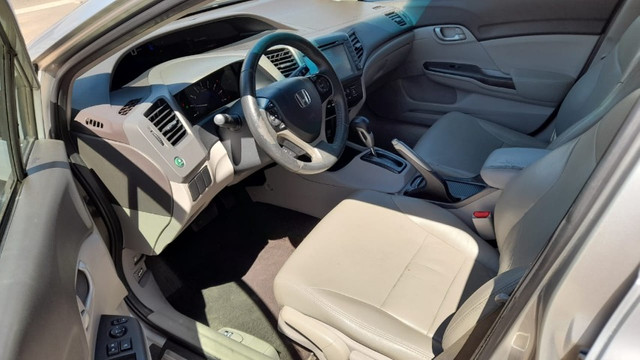 Honda Civic Lxs 13/14 Automático Motor 1.8 - Foto 8