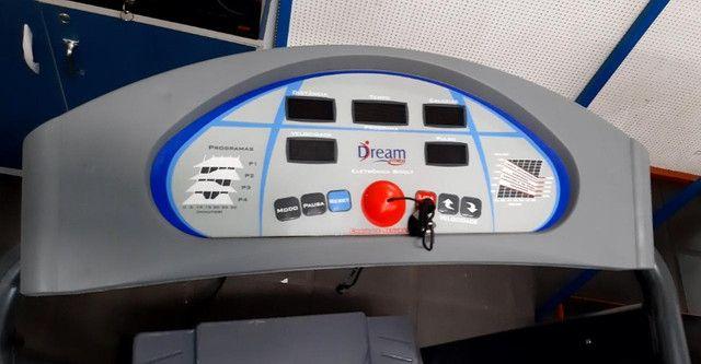 Esteira Dream Eletrônica DR2110 ate 120kg Bivolt - Foto 4