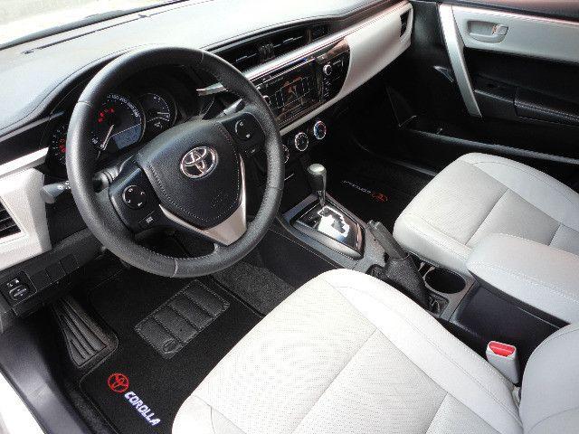 Toyota Corolla Upper 2017 Como Novo - Foto 9