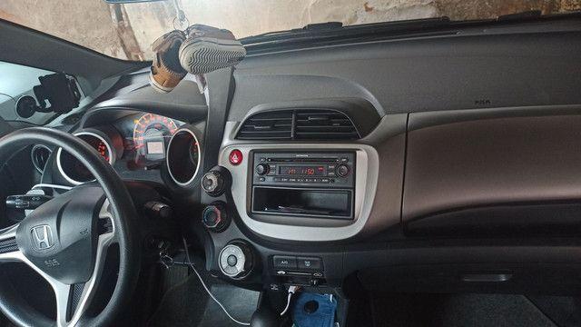 Honda New fit lx automático completo 2012  - Foto 6