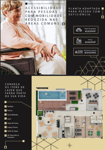 Lançamento 2 quartos em Manaira  - Foto 6