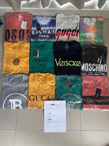 Camisa; T-shirt