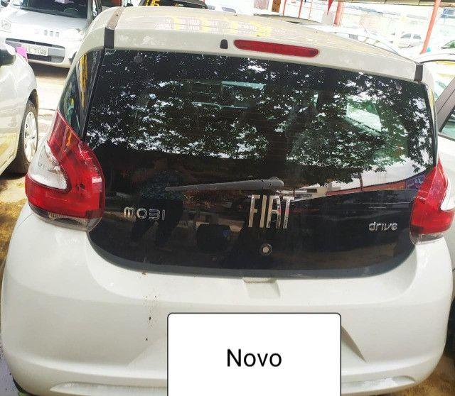 Mobi Drive 1.0 (2018) Completo+Gnv+Transferência+Ipva2021 - Foto 2