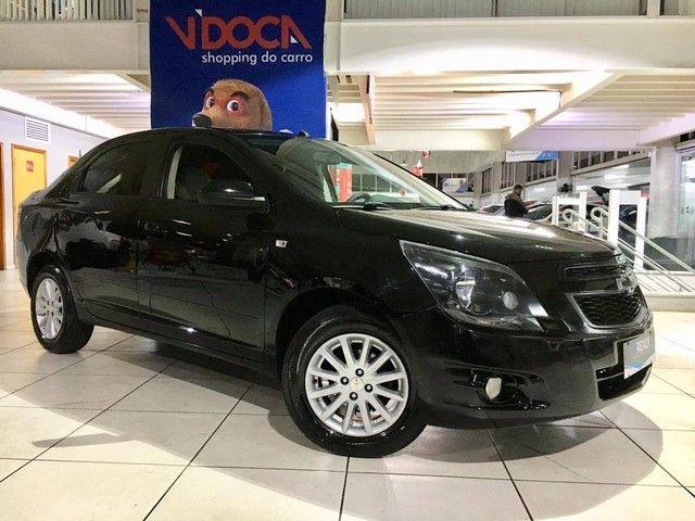 Chevrolet Cobalt 2012/2012 1.4 Sfi Ltz!!! Oportunidade Única!!!!! - Foto 4