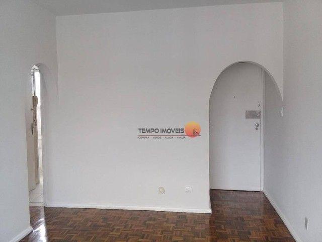 Apartamento com 2 dormitórios para alugar, 70 m² por R$ 1.200,00/mês - Icaraí - Niterói/RJ