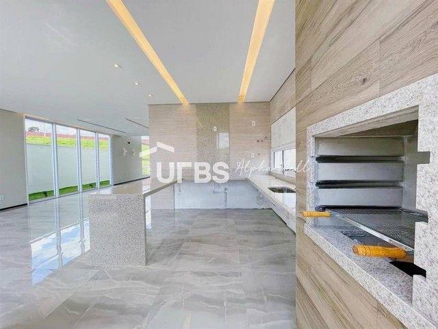 Casa de condomínio para venda com 214 metros quadrados com 3 quartos - Foto 9