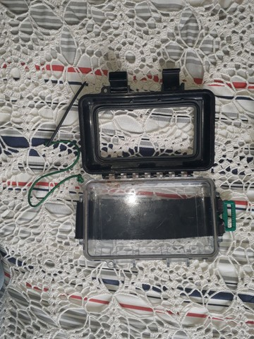 Caixa protetora GPS Trimble  - Foto 2