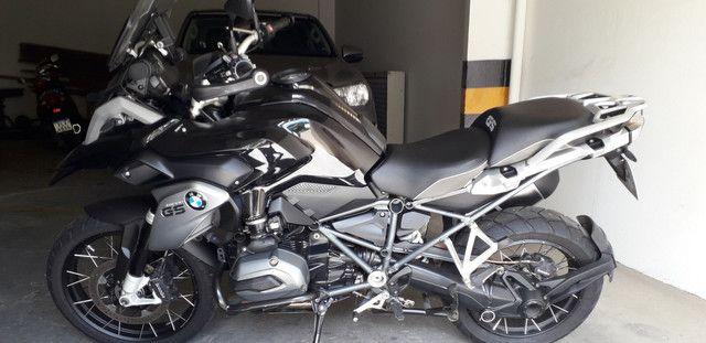 BMW R 1200 GS Triple Black - Foto 2