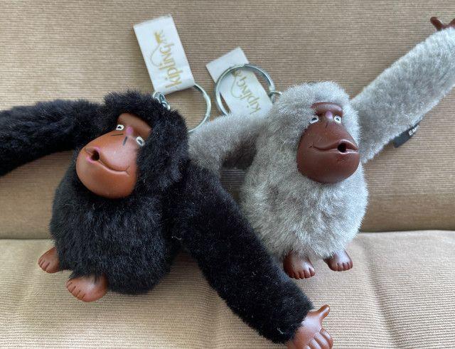 Chaveiro Macaco Kipling MoneyClip M - Foto 4