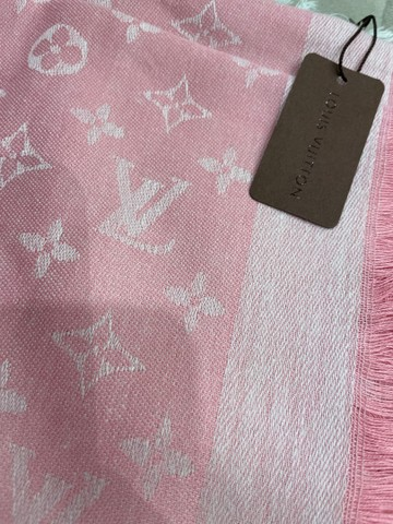 Xale monograma Louis Vuitton  - Foto 2
