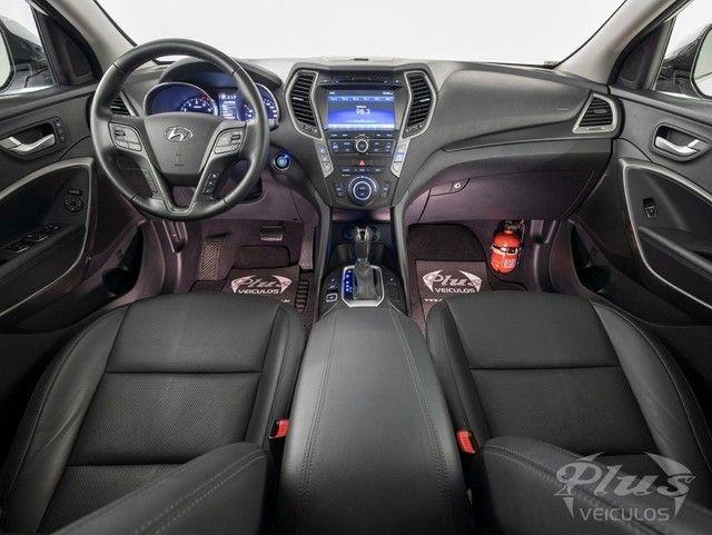 Hyundai Santa Fe FÉ GLS 7 LUG 4P - Foto 2