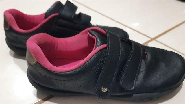 Lote de sapatos 200$ tamanho de 32 a 34 - Foto 4