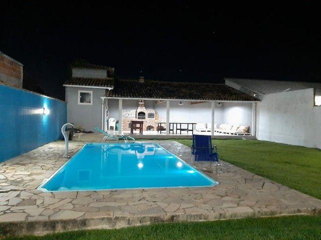 Maravilhosa Casa de 3 quartos com piscina e sauna em Itaipuaçu