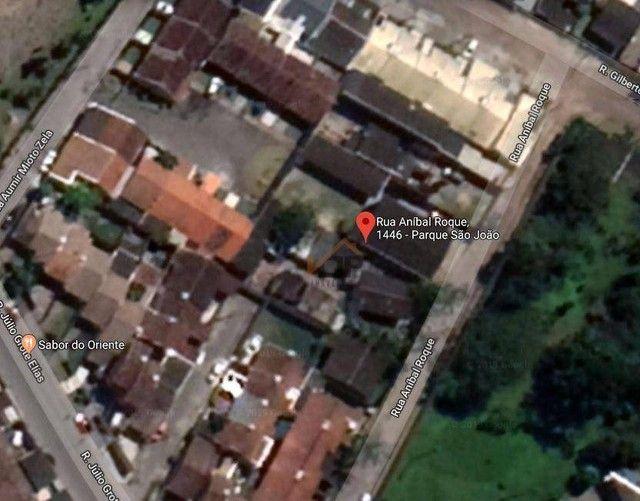 Casa com 3 dormitórios à venda, 80 m² por R$ 142.120,01 - Parque São João - Paranaguá/PR - Foto 2