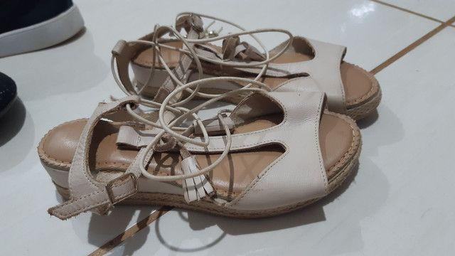 Lote de sapatos 200$ tamanho de 32 a 34 - Foto 6