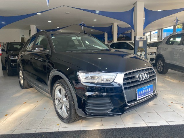 Audi Q3 1.4 Tfsi Ambiente Gasolina S Tronic 2016 *** 63.000 km rodados
